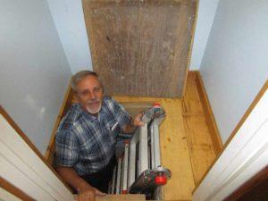 Bill Drosehn, Home Inspector